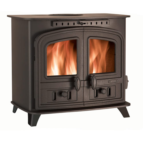 Multi-Fuel Stove Fireplaces & Accessories Full Fire Brick Set Compatible with Aarrow Sherbourne large