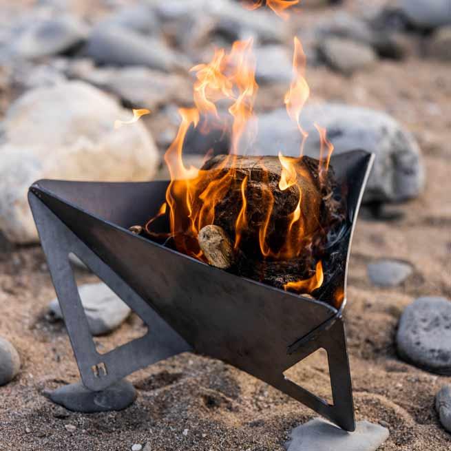 Delta Small fire pit